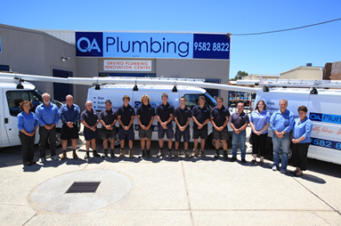 QA Plumbing Team