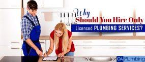 licensed residential plumbers