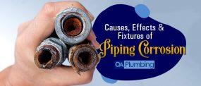 pipe corrosion plumbing solutions in Mandurah