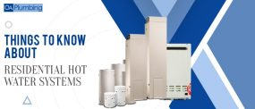 residential hot water systems