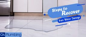 Steps to Recover from Water Damage