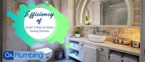 Efficiency of Smart Toilets & Water Saving Devices
