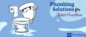 Plumbing Solutions for Overflowing Toilet