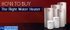 Hire hot water plumbers in Mandurah