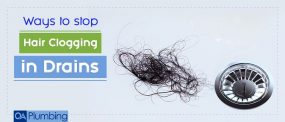 Stop Hair from Clogging the Drains