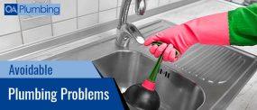 Avoidable Plumbing Problems