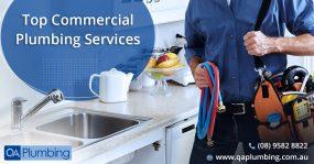 commercial plumber in Mandurah