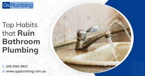 bathroom plumbing Mandurah