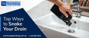 drainage plumbing Mandurah